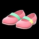 Paio di scarpe Kiki & Lala (Rosa)