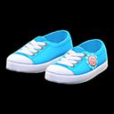 Paio di sneaker Cinnamoroll (Blu chiaro)
