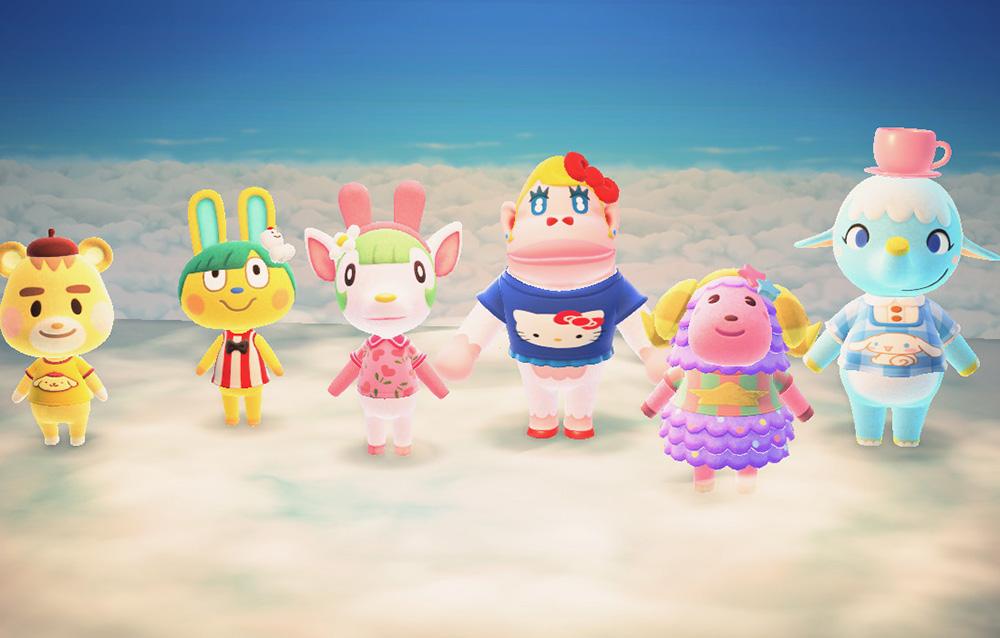 Come ottenere gli oggetti e i capi di vestiario della serie Sanrio in Animal Crossing: New Horizons