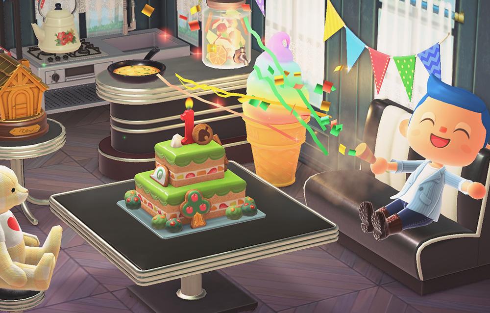 Come ottenere la torta 1° anniversario in Animal Crossing: New Horizons