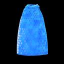 Vestito con lustrini (Blu)