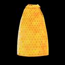 Vestito con lustrini (Giallo)