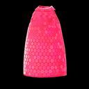 Vestito con lustrini (Rosso)