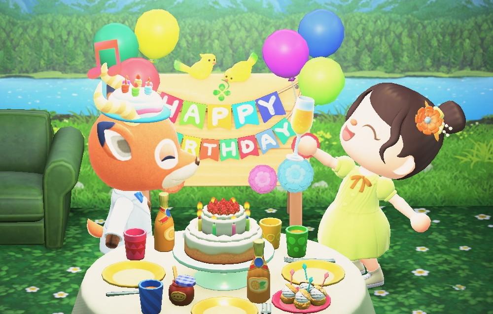 Animal Crossing: New Horizons, ecco tutti i festeggiati di questa settimana (19/04 – 25/04)!
