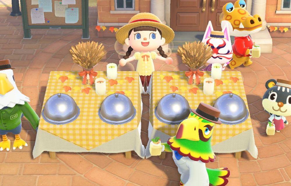 Tutti gli eventi stagionali in Animal Crossing: New Horizons