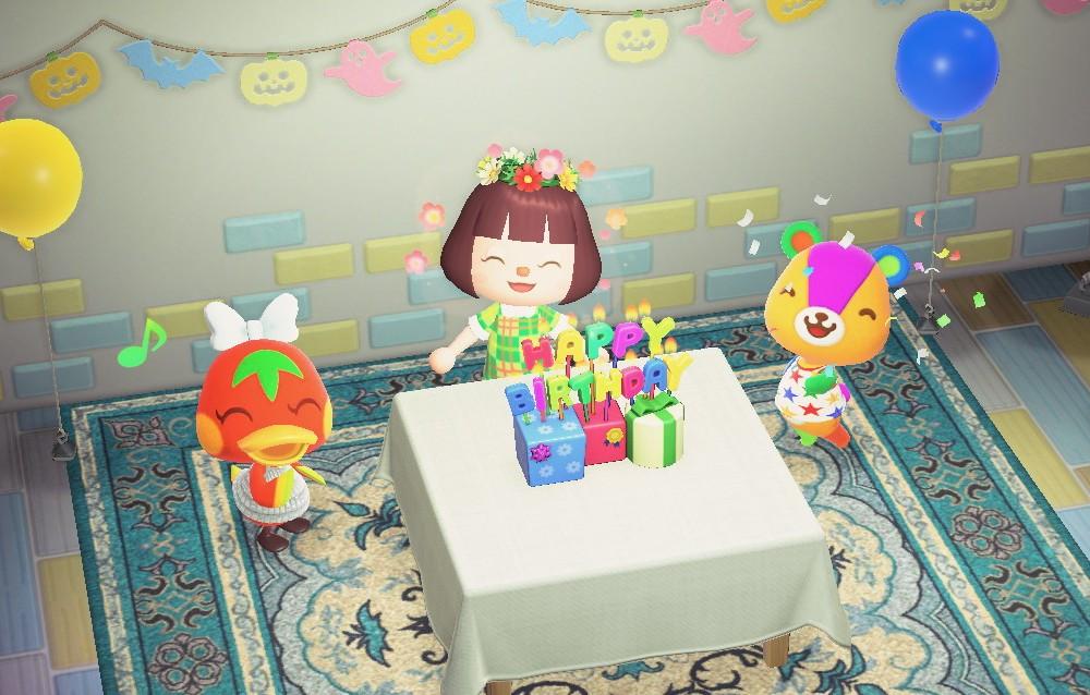 Animal Crossing: New Horizons, ecco tutti i festeggiati di questa settimana (03/05 – 09/05)!
