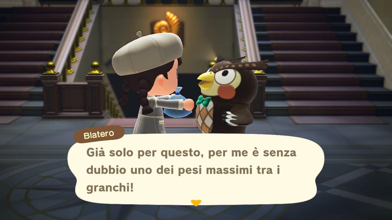 Il dialogo con il curatore del museo 7
