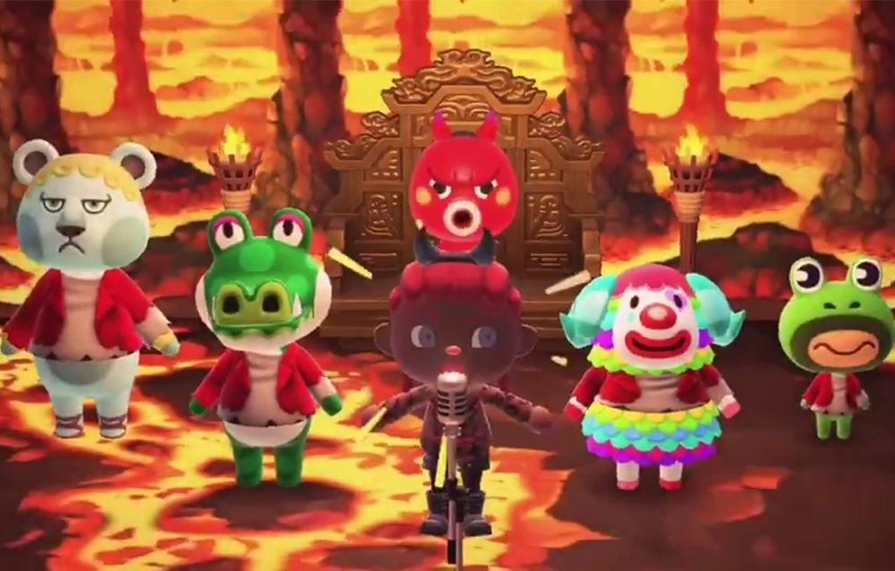 """Alcune scene dell'ultimo video di Lil Nas X """"Montero"""" sono state ricreate su Animal Crossing: New Horizons!"""