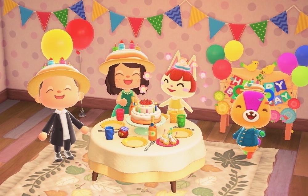 Animal Crossing: New Horizons, ecco tutti i festeggiati di questa settimana (05/04 – 11/04)!