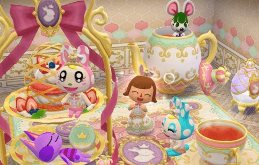 Animal Crossing: Pocket Camp, quattro biscotti dal passato sono di nuovo disponibili!