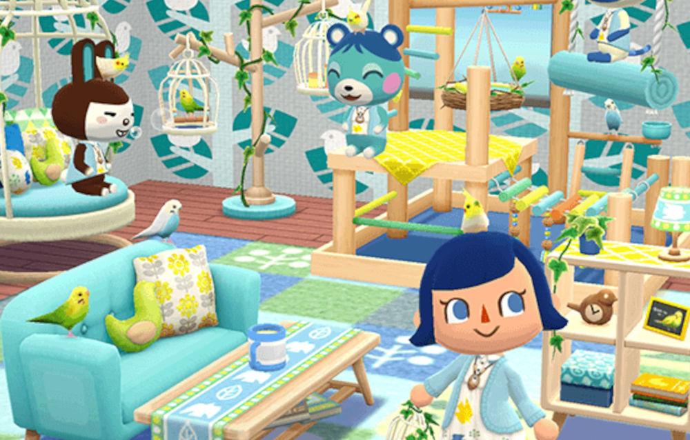 Animal Crossing: Pocket Camp, due biscotti dal passato sono tornati disponibili!