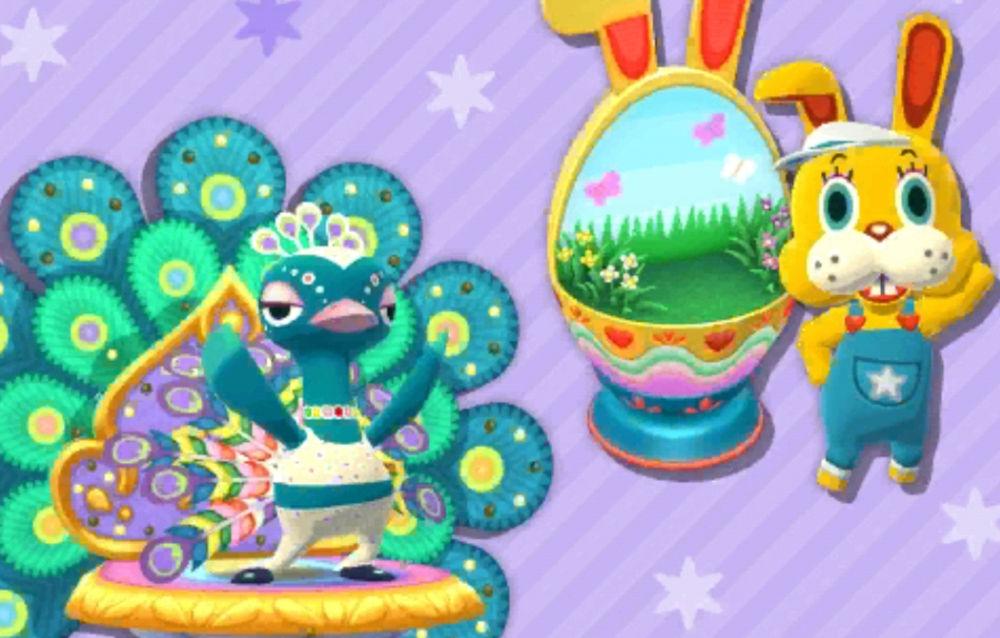 Animal Crossing: Pocket Camp, disponibili le riedizioni di alcuni oggetti dedicati a Pavão e ad Ovidio!