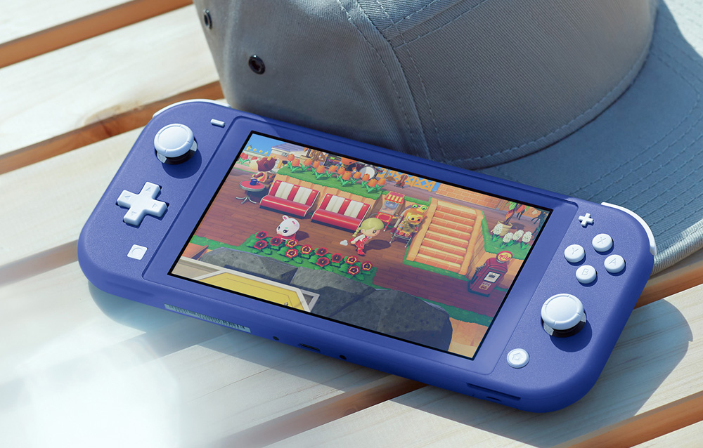 Nintendo Switch Lite, annunciata la nuova colorazione blu in uscita nelle prossime settimane!