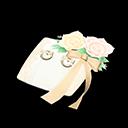 Portanelli sposini (Bianco)