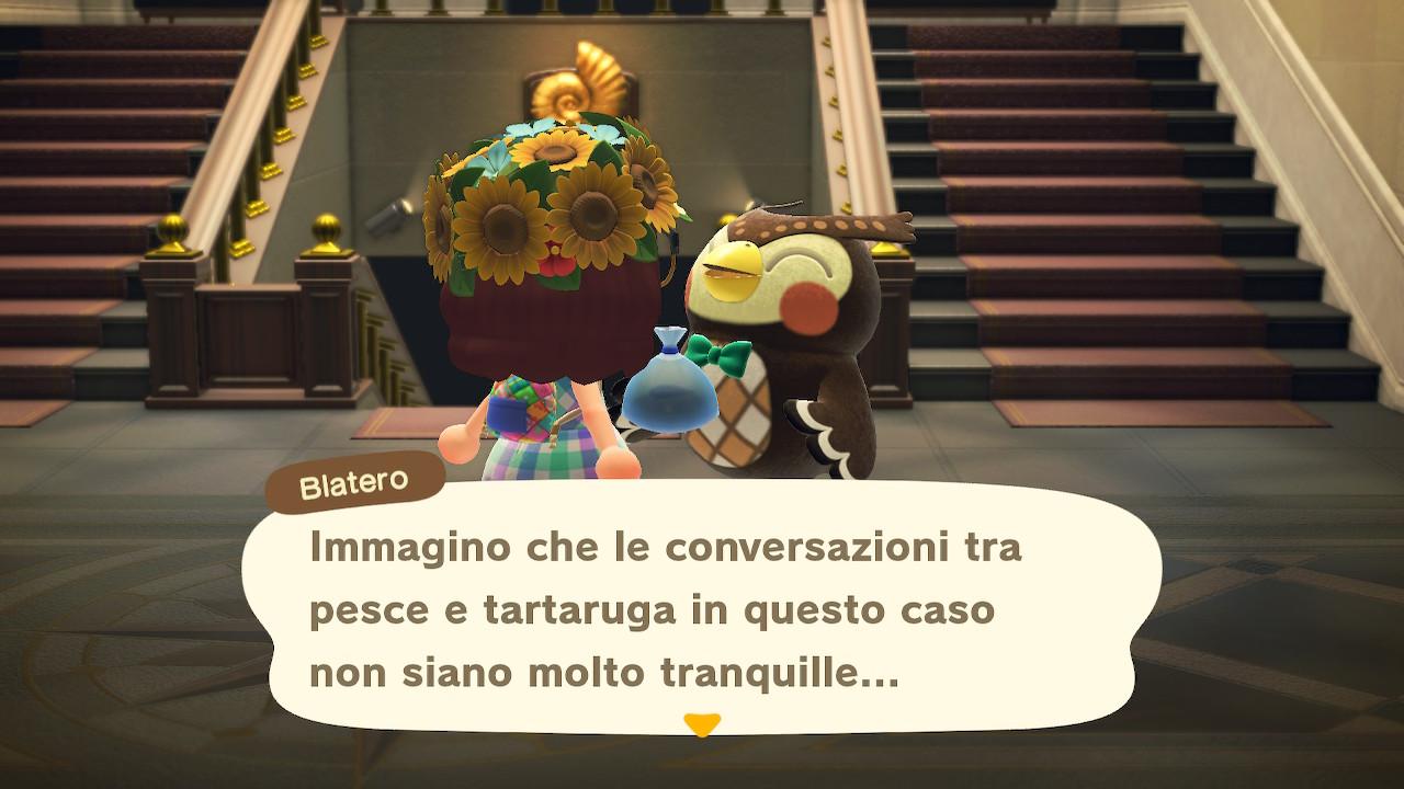 Il dialogo con il curatore del museo 4