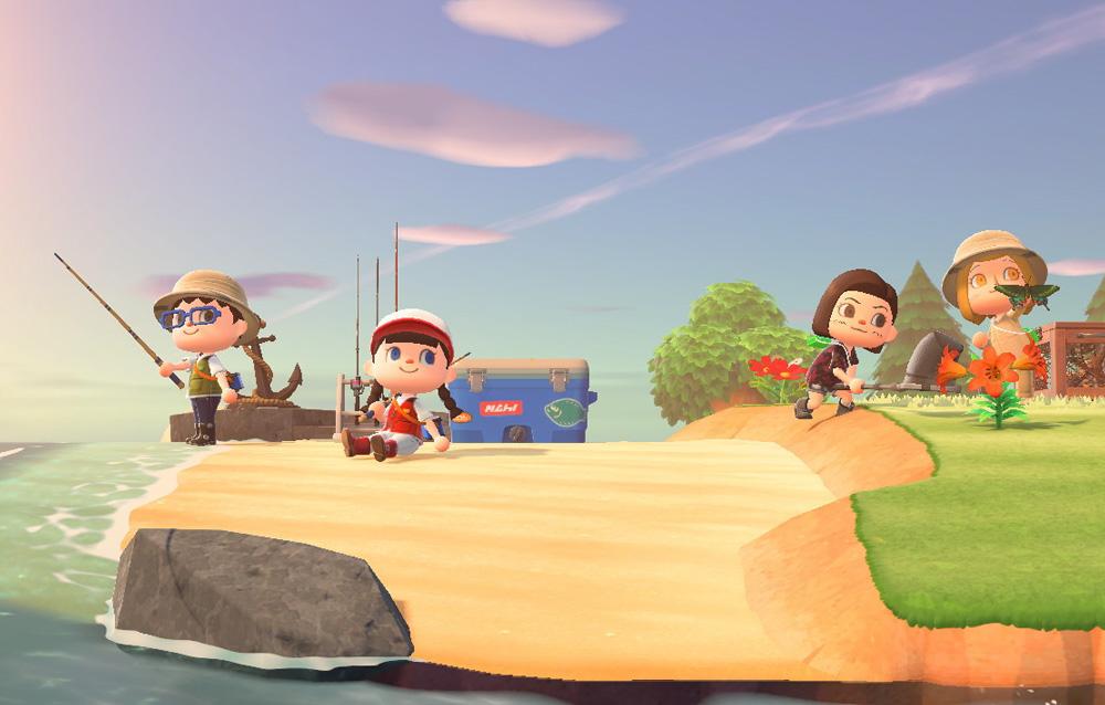 Come partecipare ai tornei stagionali di pesca e caccia agli insetti in Animal Crossing: New Horizons