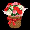 Vaso di garofani