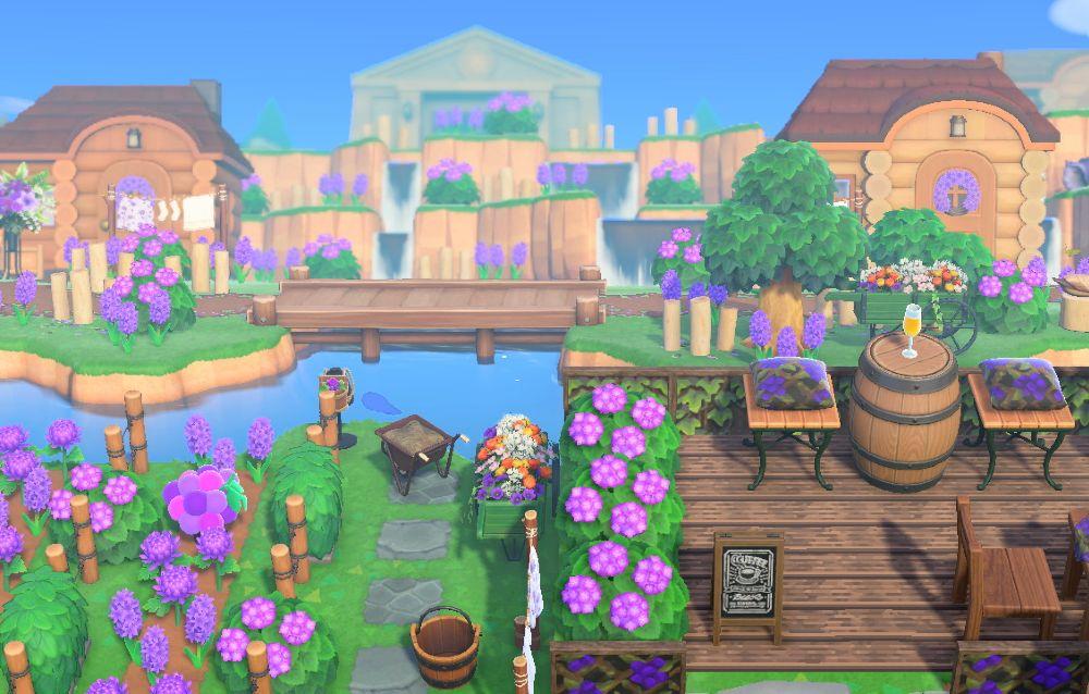 Animal Crossing: New Horizons, scopriamo insieme la solare isola Rosyères!
