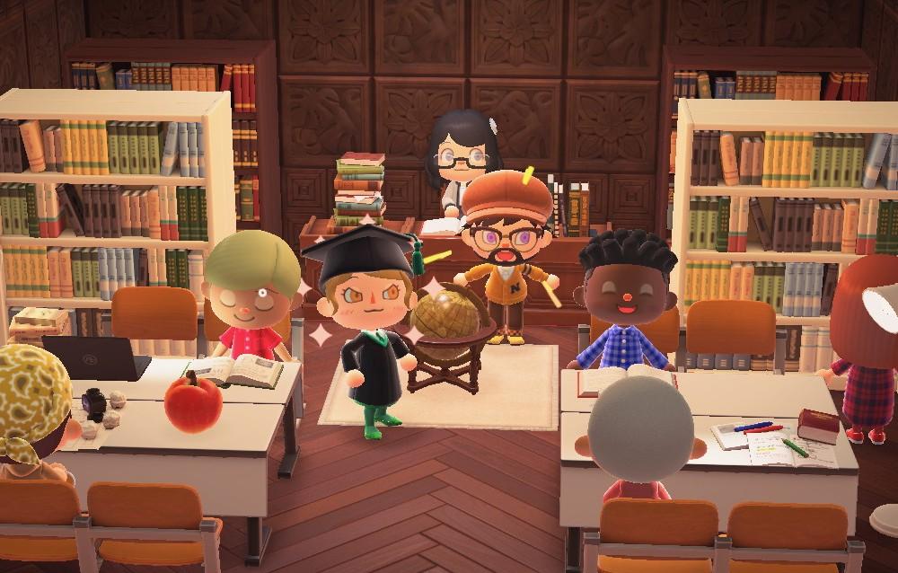 Animal Crossing: New Horizons, ecco i nostri consigli per tornare a scuola con stile!