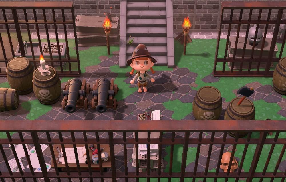 Ecco tutti i nostri consigli per creare delle isole ispirate al mondo dei pirati in Animal Crossing: New Horizons!