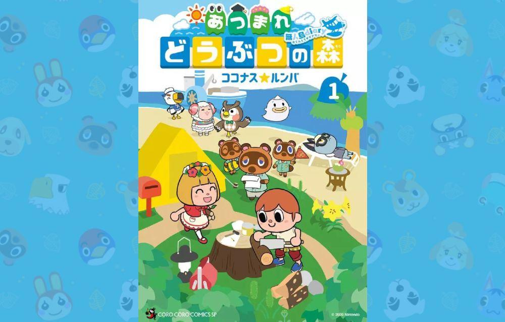 È finalmente in arrivo anche in Italia il manga di Animal Crossing: New Horizons, ecco come preordinarlo!