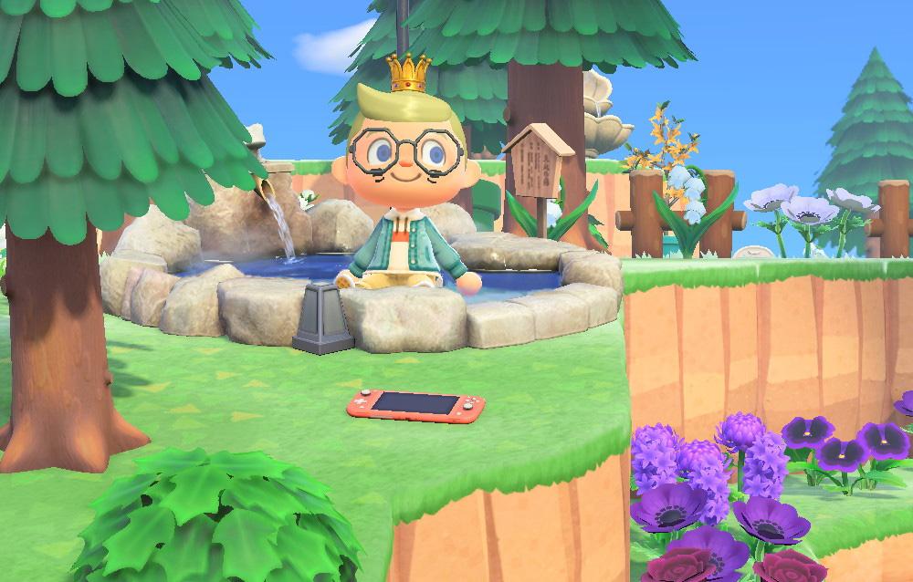 Animal Crossing: New Horizons, scoperto un nuovo glitch che permette di entrare in fiumi e piscine!