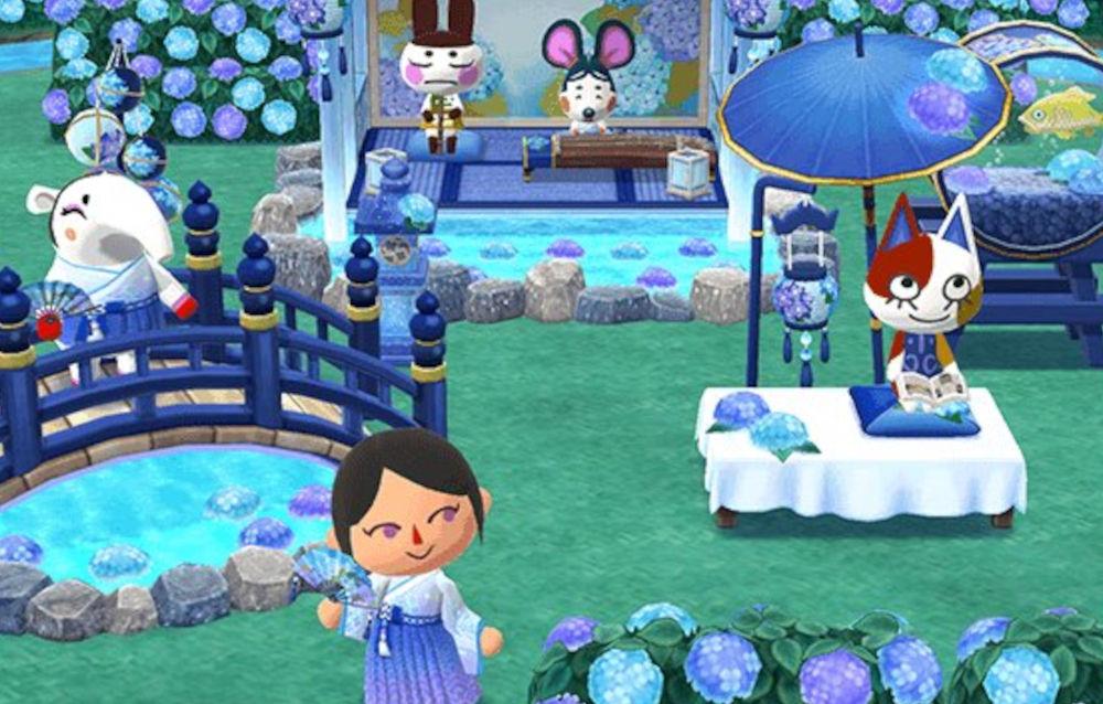 Animal Crossing: Pocket Camp, il biscotto di Anita è disponibile!