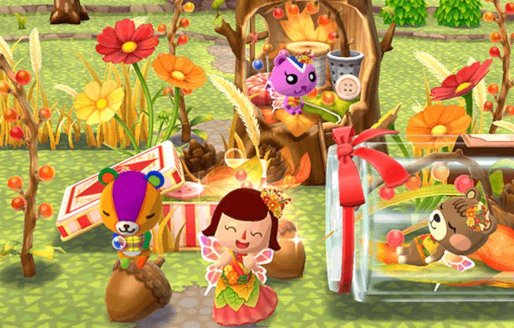Animal Crossing: Pocket Camp, il biscotto autunnale di Dulcinea è di nuovo disponibile!