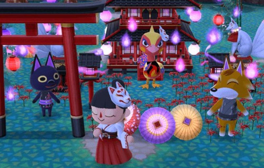 Animal Crossing: Pocket Camp, il biscotto misterioso di Fenicia è di nuovo disponibile!