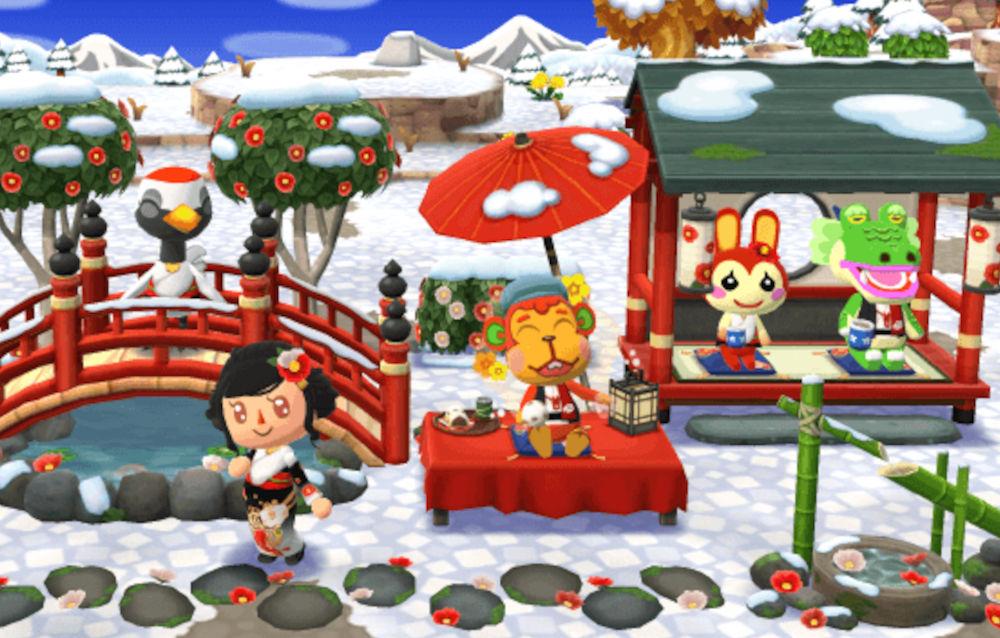 Animal Crossing: Pocket Camp, il biscotto camelia di Marta è di nuovo disponibile!