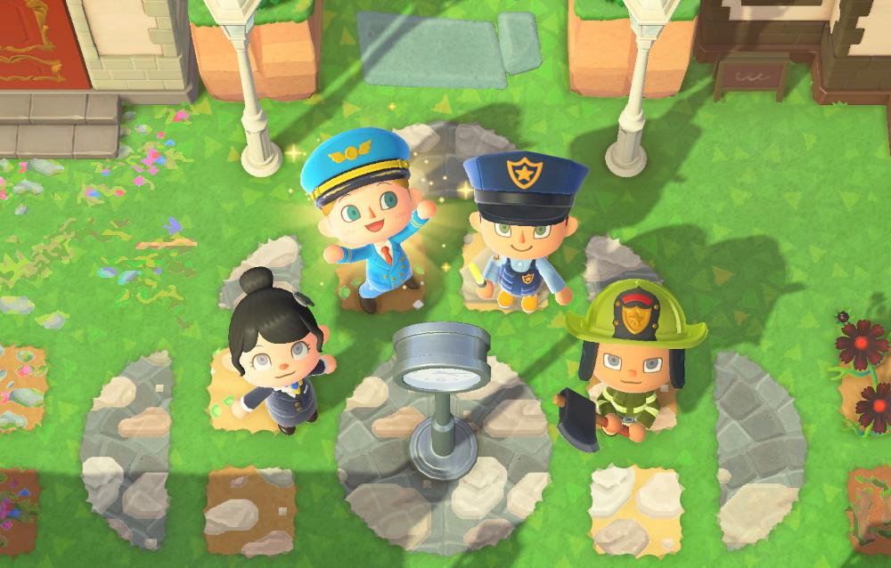 Animal Crossing: New Horizons, ecco i nostri consigli di stile per interpretare diverse professioni!