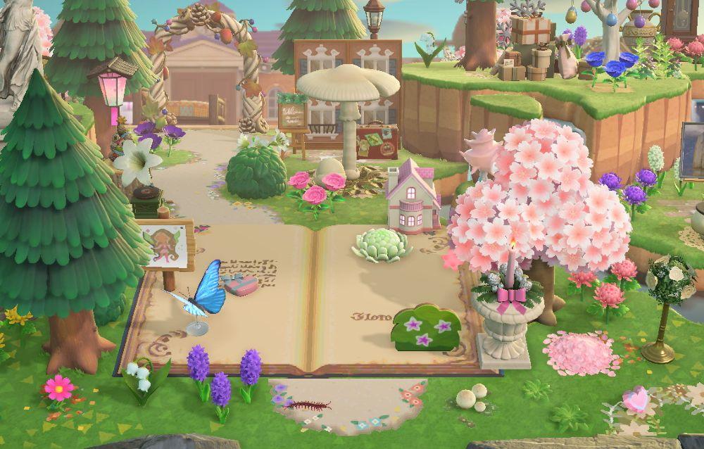 Animal Crossing: New Horizons, scopriamo insieme Ambrosia, l'isola fatata!