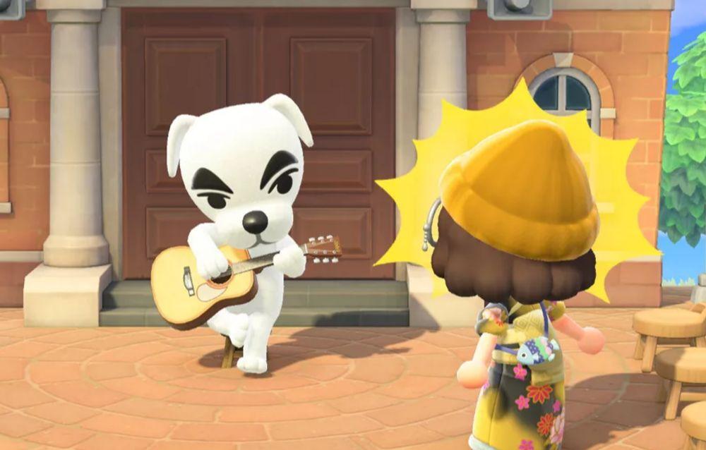 Animal Crossing: New Horizons,  Build-A-Bear ha annunciato la messa in vendita del pupazzo di K.K. Slider!