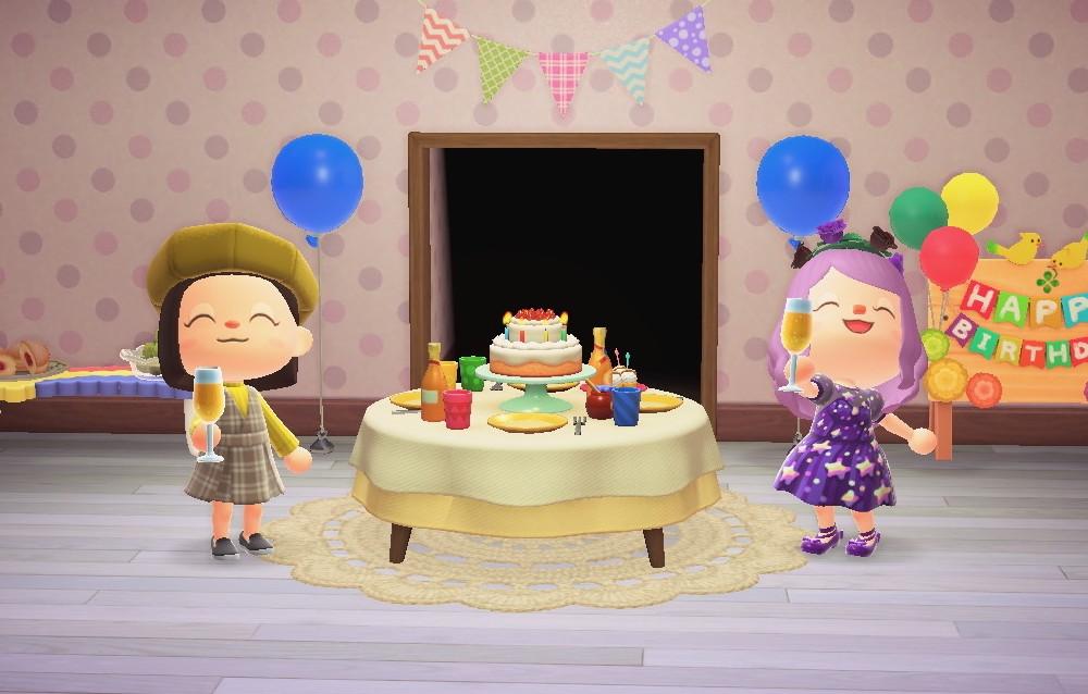 Animal Crossing: New Horizons, ecco tutti i festeggiati di questa settimana (07/06 – 13/06)!