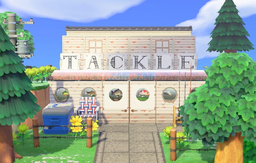 Animal Crossing: New Horizons, scopriamo insieme Peach Bay, l'isola della pesca!