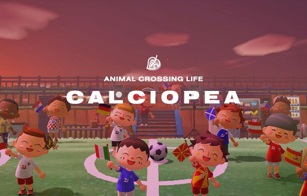 Animal Crossing: New Horizons, l'isola dedicata al mondo del calcio e ad Euro 2020 apre i battenti!
