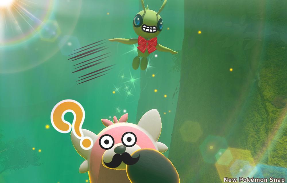New Pokémon Snap, la nostra recensione dal punto di vista crosser! (quarta parte)