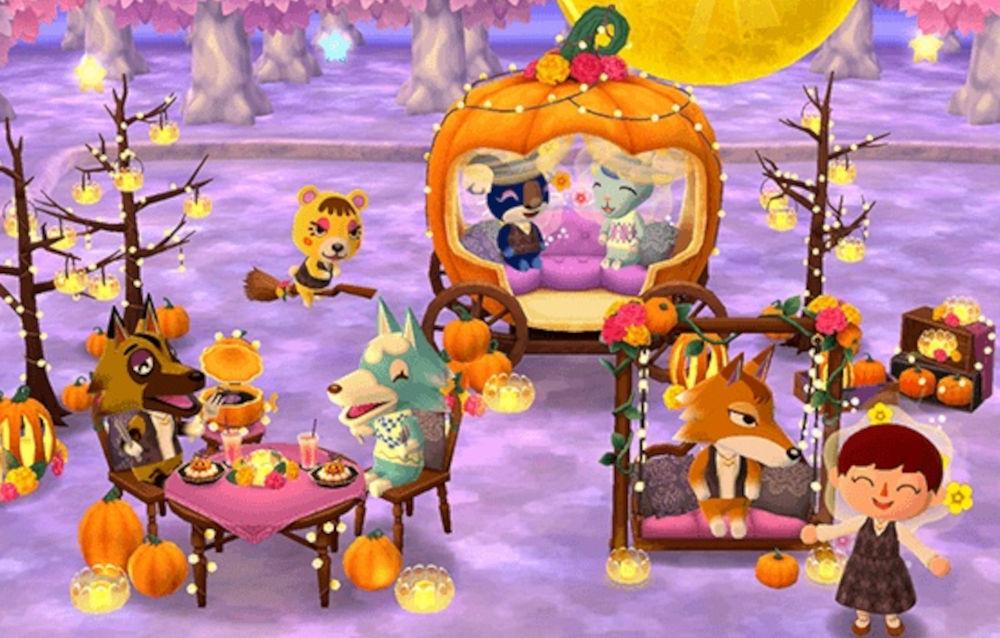 Animal Crossing: Pocket Camp, il biscotto zucche di Artiglio è di nuovo disponibile!
