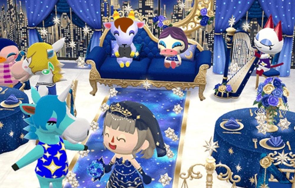 Animal Crossing: Pocket Camp, il biscotto notte blu di Pappy è disponibile!