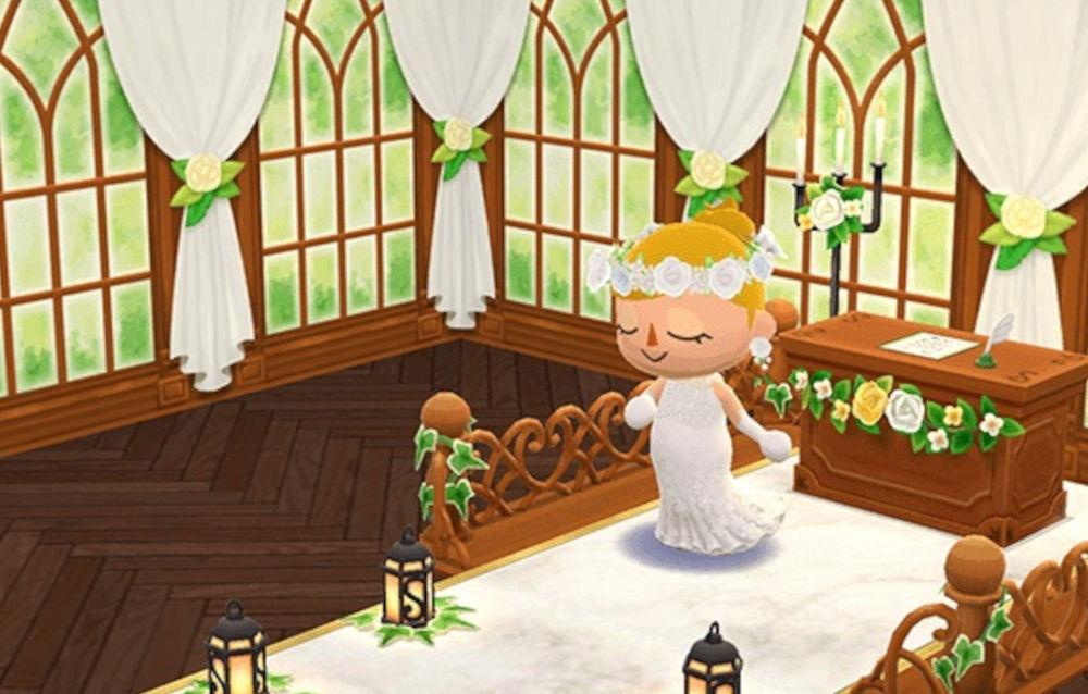 Animal Crossing: Pocket Camp, una collezione muri e pavimenti è tornata disponibile!