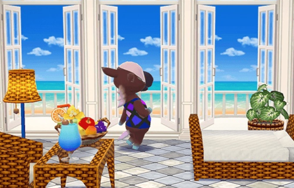 Animal Crossing: Pocket Camp, cinque collezioni muri e pavimenti sono tornate disponibili!