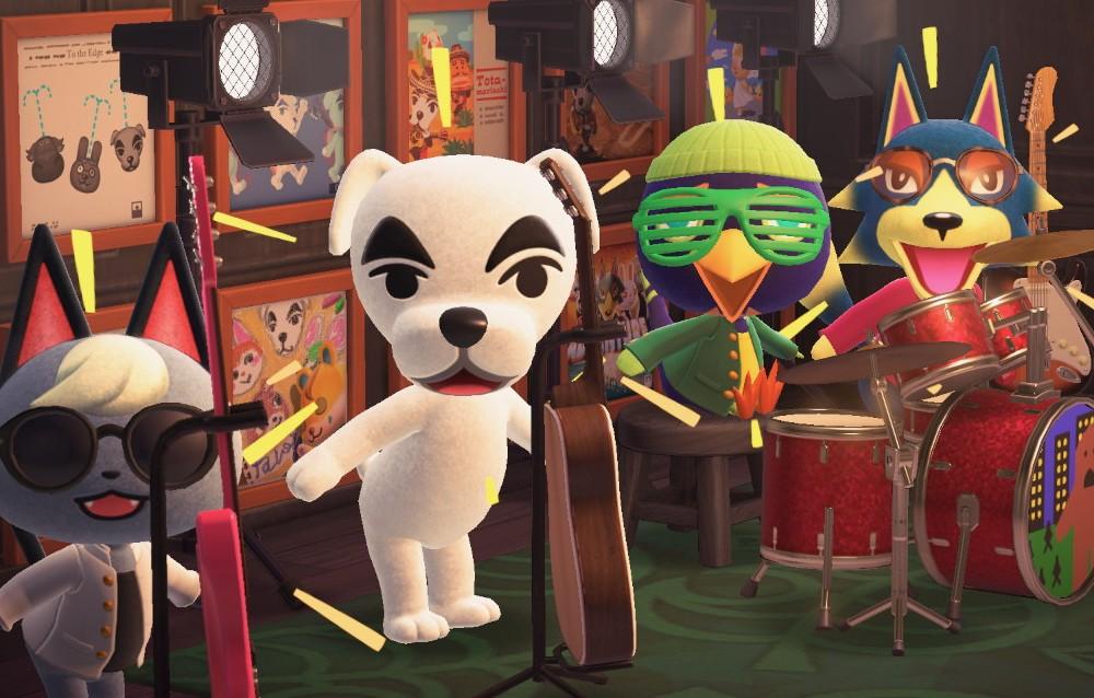 Tutte le canzoni di K.K. Slider presenti in Animal Crossing: New Horizons e come ottenerle