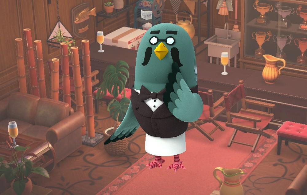Ecco come Bartolo e la sua Piccionaia potrebbero far ritorno su Animal Crossing: New Horizons!