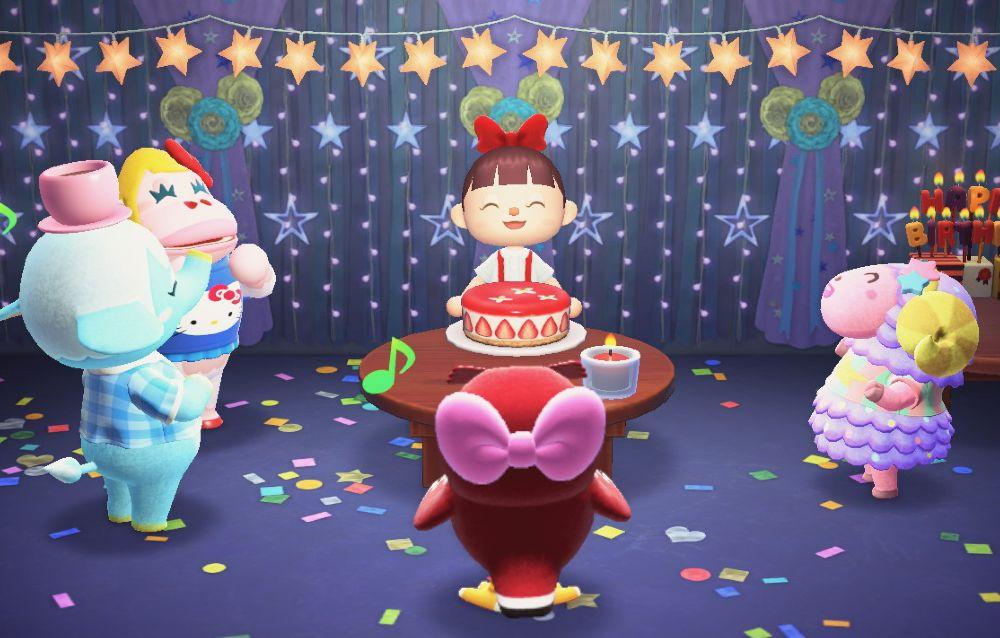 Animal Crossing: New Horizons, ecco tutti i festeggiati di questa settimana (19/07 – 25/07)!