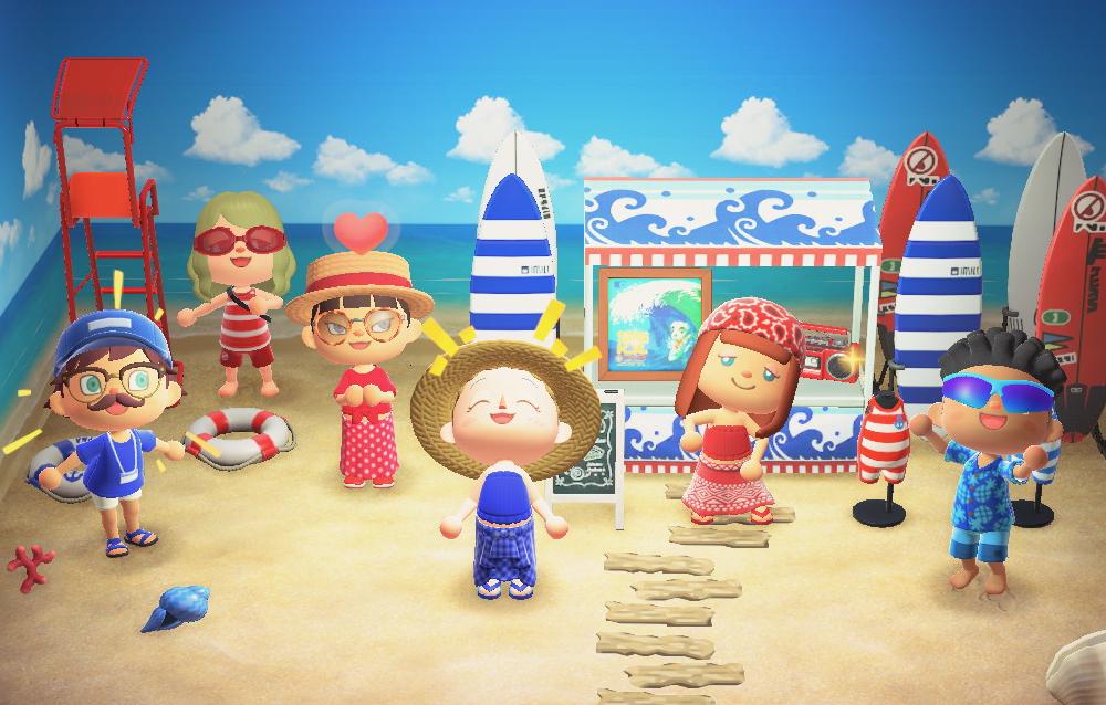 Animal Crossing: New Horizons, ecco i nostri consigli di stile per svolgere alcune professioni estive!