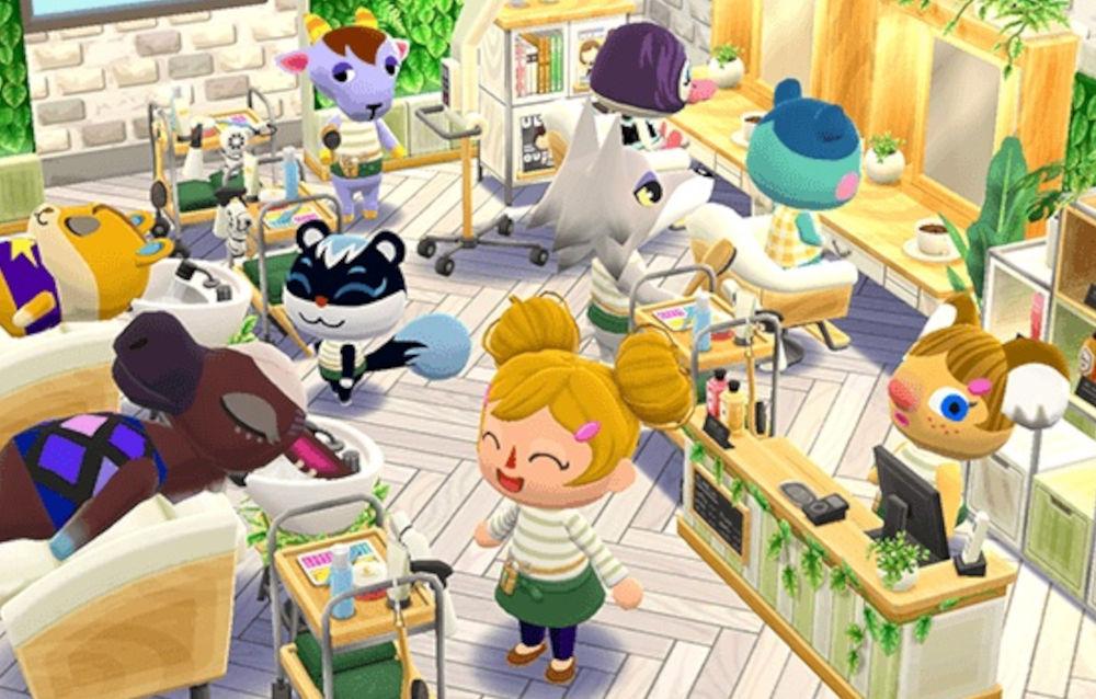 Animal Crossing: Pocket Camp, il biscotto parrucchiera di Alice è di nuovo disponibile!