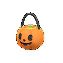 Cesto di caramelle brividi (Arancio)