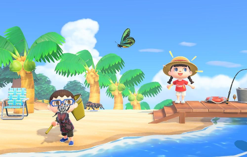 Tutti i pesci e gli insetti rari presenti in Animal Crossing: New Horizons