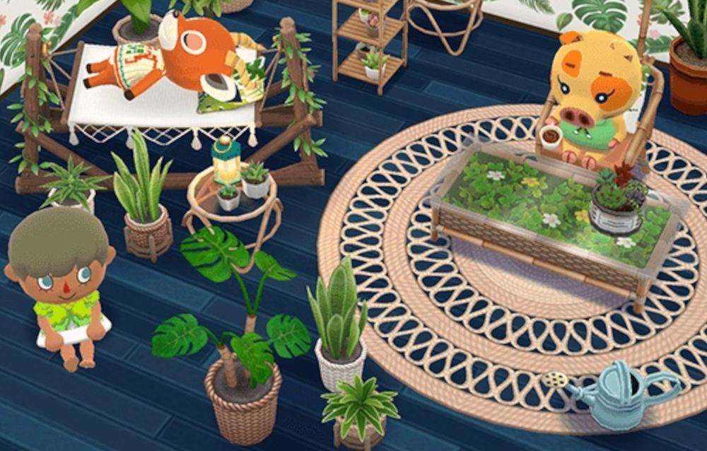 Animal Crossing: Pocket Camp, iniziata la 33ª caccia alla giroidite!