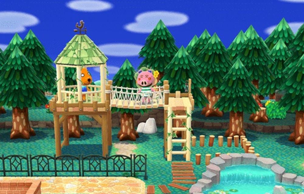 Animal Crossing: Pocket Camp, la collezione patio è tornata disponibile!